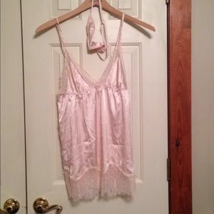 Victoria's Secret nightie with matching thong.